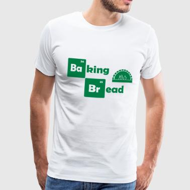 Bread Baking Bread - Men's Premium T-Shirt