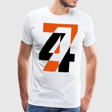 Fourty seven - Men's Premium T-Shirt