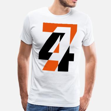 Fourty Fourty seven - Men's Premium T-Shirt