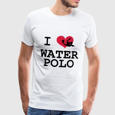 Water Polo - Mannen Premium T-shirt