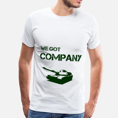Company green Company - Men's Premium T-Shirt