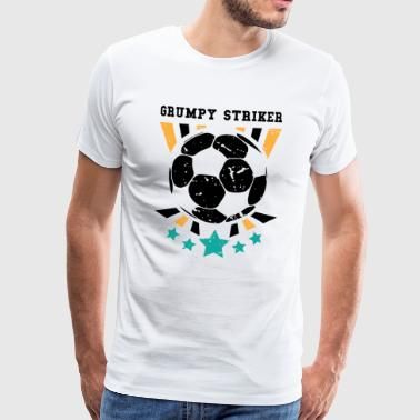 Big Game Funny Soccer Gift for Soccer Coaches, Players and Fans - Men's Premium T-Shirt