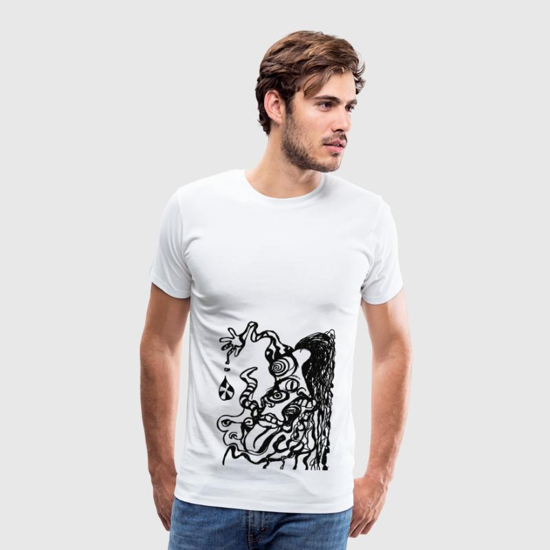 metamorphosis - Men's Premium T-Shirt