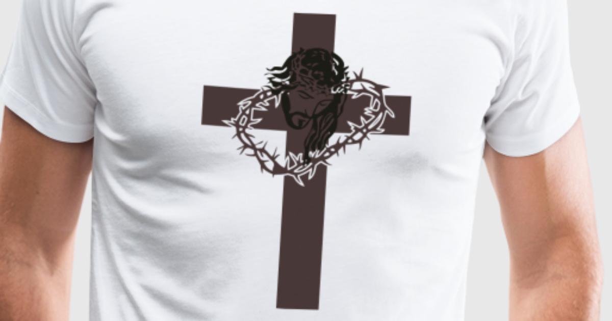 JESUS CHRISTUS KREUZ KREUZIGUNG BIBEL GLÄUBIG von PositiveHuman ...