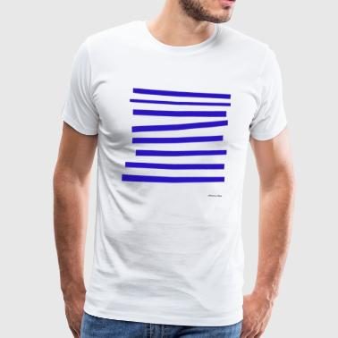 Abstract Soul_Picasso - Camiseta premium hombre