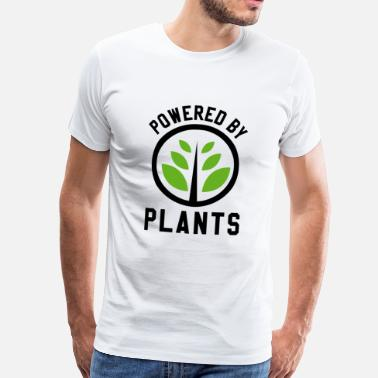Sports Vegan - Vegan Plant Fitness Sport Gift - Men's Premium T-Shirt