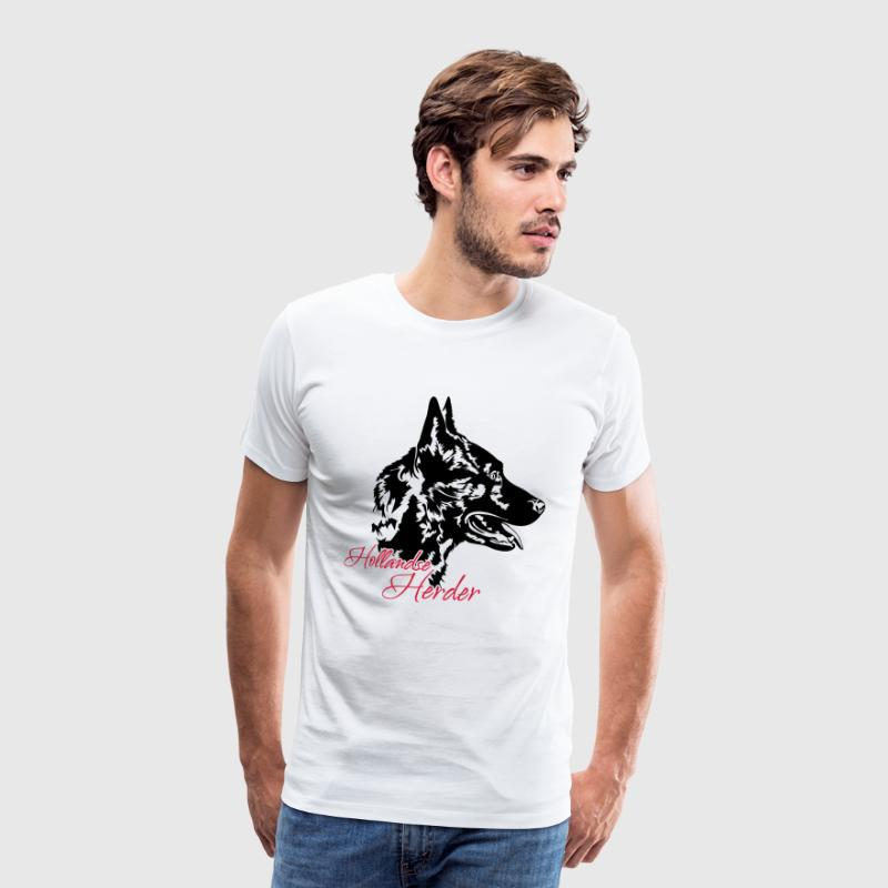 Berger hollandais - T-shirt Premium Homme