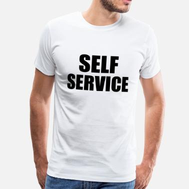 Self-service Self Service - Men's Premium T-Shirt