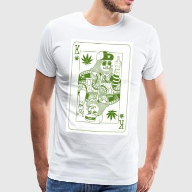 Smoke King - Männer Premium T-Shirt