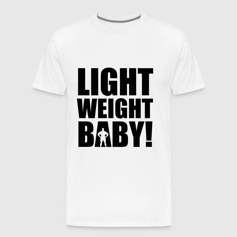 Light Weight Baby! - Men's Premium T-Shirt