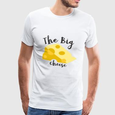 The Big Cheese - Männer Premium T-Shirt