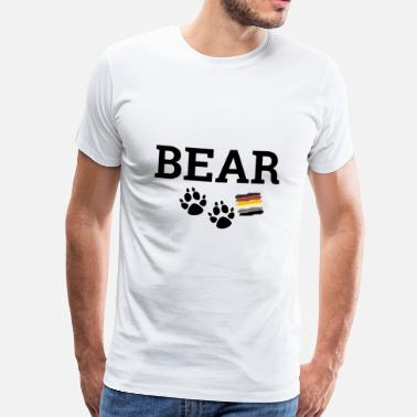 Gay Bears Gay Bear - Men's Premium T-Shirt