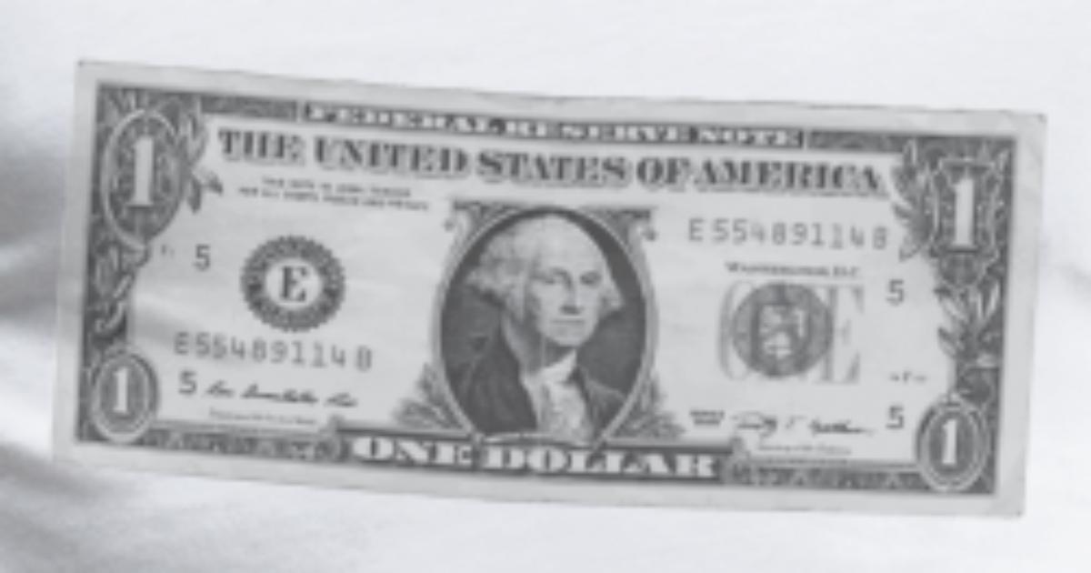 Dollarschein - Dollar für geldgeile Kapitalisten von I7IXI | Spreadshirt