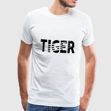 TIGER claws - Men's Premium T-Shirt