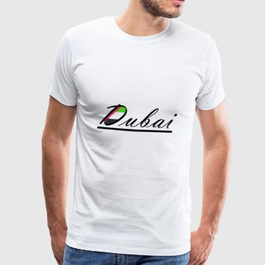 Dubai Arabia - Men's Premium T-Shirt