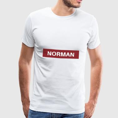 Norman - Men's Premium T-Shirt