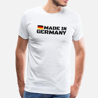 Germany Made in Germany - Männer Premium T-Shirt