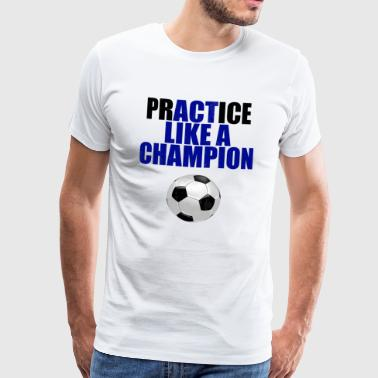 Football Saying Football Sayings - Men's Premium T-Shirt