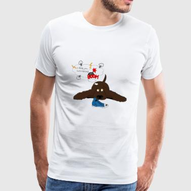 Cocker Spaniel Lover - T-shirt Premium Homme