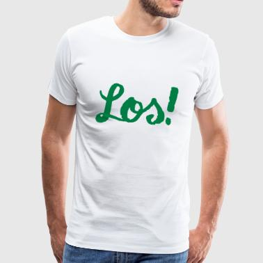 Los! - Men's Premium T-Shirt