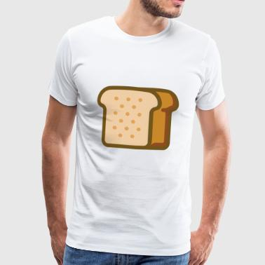 bread bread baking bakery bakery - Men's Premium T-Shirt
