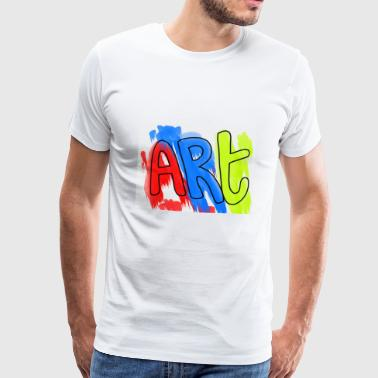 Art - Design - T-shirt Premium Homme