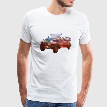 Car classic car - Men's Premium T-Shirt