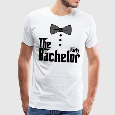 De Bachelor Party vrijgezellenfeest Hamish - Mannen Premium T-shirt