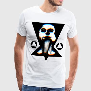 Evolution - Premium-T-shirt herr