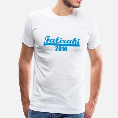 Faliraki Rhodes Faliraki Greece Holiday  - Men's Premium T-Shirt