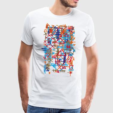 Carpet (Bauhaus) - Men's Premium T-Shirt