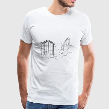 Dyslexic Heaven - Men's Premium T-Shirt