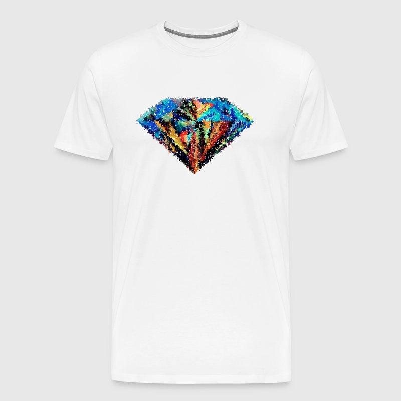 diamante abstracto por Rizado | Spreadshirt