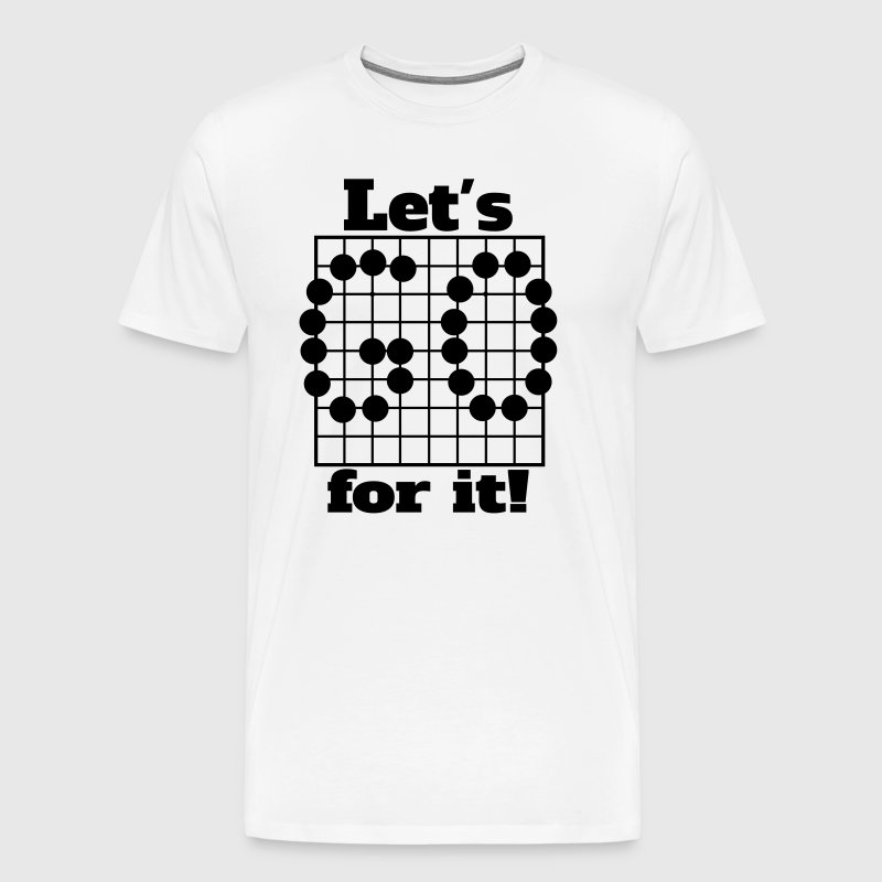 Go Game - Men's Premium T-Shirt