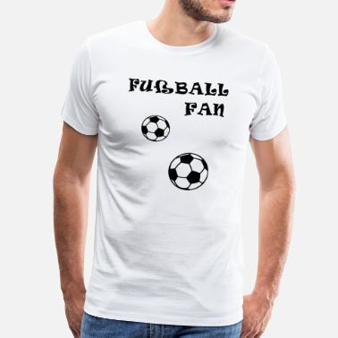 Soccer Fan Soccer Fan - Men's Premium T-Shirt
