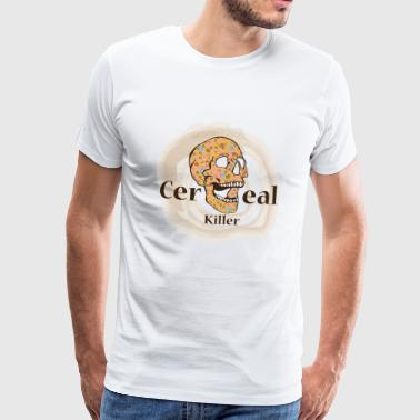 Cereal Killer - Männer Premium T-Shirt
