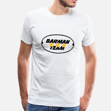 Joe Bar Team Barman Team - T-shirt Premium Homme