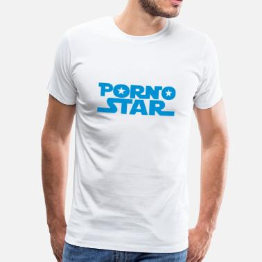 Porno Porno Star - Men's Premium T-Shirt