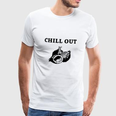 Chill out - Männer Premium T-Shirt