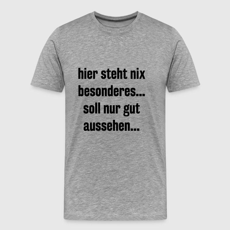 Slogan Drôle Hommes T-Shirt Taille de S à XXXL Cadeau Sourire..