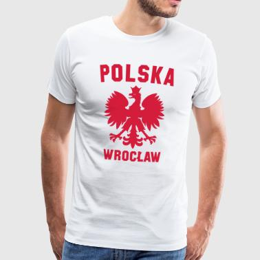 WROCLAW - Men's Premium T-Shirt