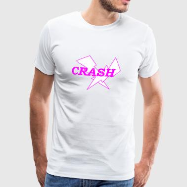 Crash Blitz - Superhero / Gift Idea - Men's Premium T-Shirt