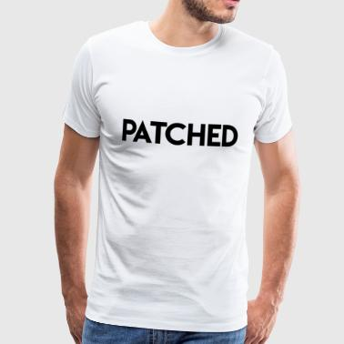 patched - Men's Premium T-Shirt