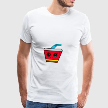 Cute Soda - Men's Premium T-Shirt