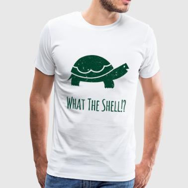 4xl Funny Funny Cool Sayings Tortoise - Men's Premium T-Shirt