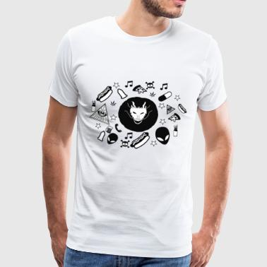 TRIPPY - Men's Premium T-Shirt
