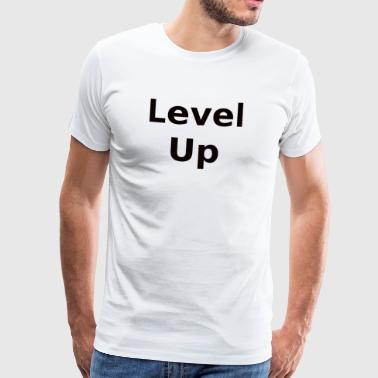 Level Up - Men's Premium T-Shirt