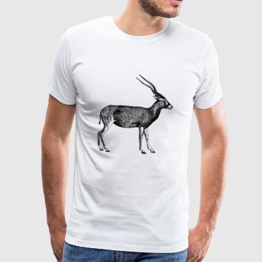 buck - Men's Premium T-Shirt