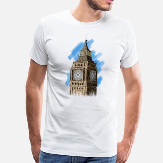 35c342bfb Big Ben Men's Premium T-Shirt | Spreadshirt