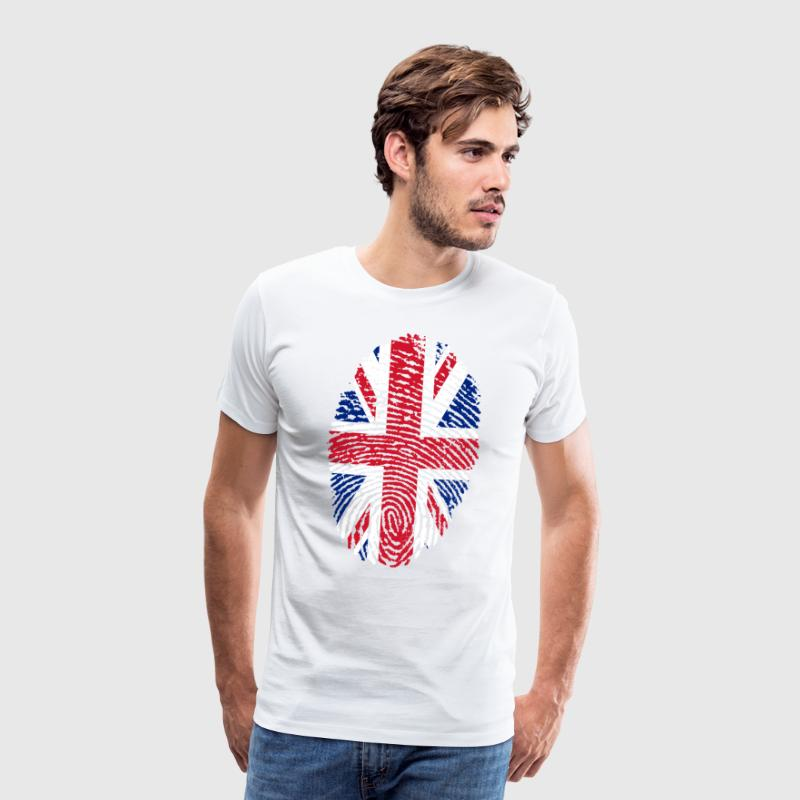 ENGLAND 4 EVER COLLECTION - Men's Premium T-Shirt